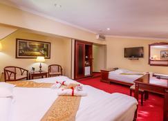 普拉尼塔酒店 - 諾維薩 - 諾維薩德 - 臥室