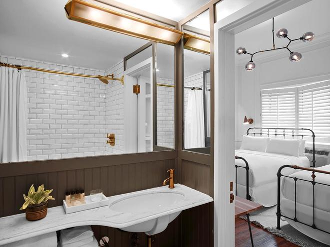 Life Hotel Nomad - New York - Bathroom