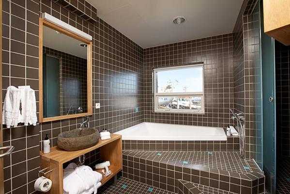 雷克雅維克碼頭冰島航空酒店 - 雷克雅未克 - 雷克雅未克 - 浴室