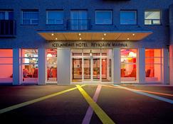 Icelandair Hotel Reykjavik Marina - Reykjavik - Gebouw