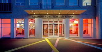 雷克雅維克碼頭冰島航空酒店 - 雷克雅未克 - 雷克雅維克 - 建築