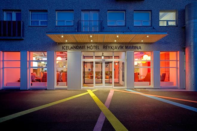 雷克雅維克碼頭冰島航空酒店 - 雷克雅未克 - 雷克雅未克 - 建築