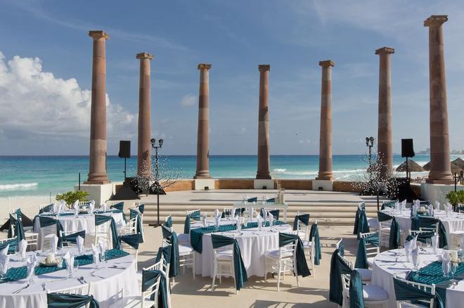Krystal Cancun - Cancún - Sala de banquetes