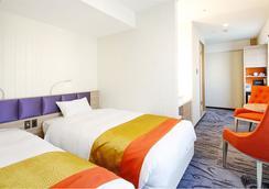 Hotel Keihan Tenmabashi - Osaka - Bedroom