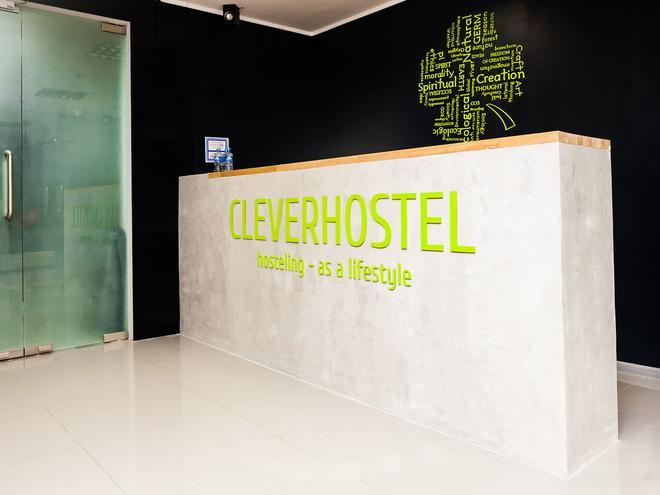 Clever Hostel - Moscow (Matxcơva) - Lễ tân