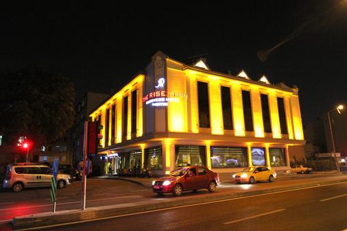 The Rise Aron Business Hotel Merter - Κωνσταντινούπολη - Κτίριο