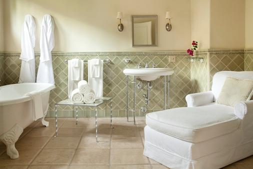 The Willows Historic Palm Springs Inn - Palm Springs - Bathroom