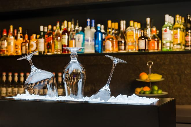SI 套房酒店 - 斯圖加特 - 司徒加特 - 酒吧