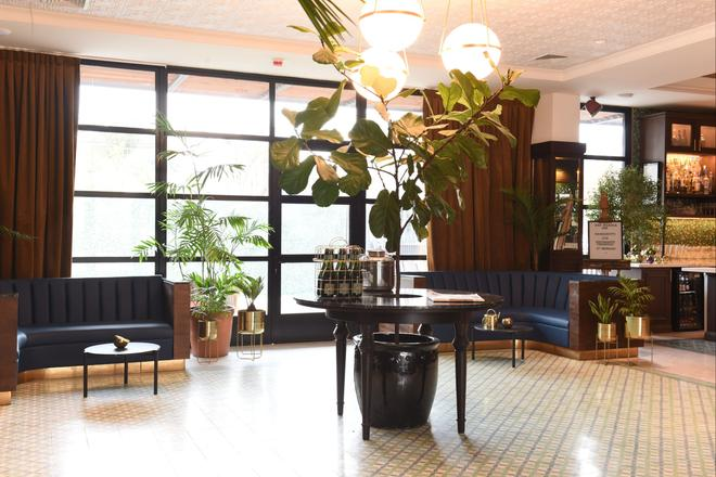Hotel Eco Boutique Bidasoa - Santiago de Chile - Lobby