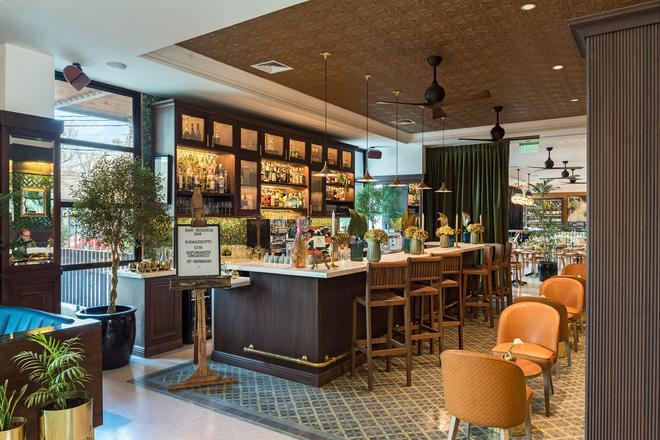Hotel Eco Boutique Bidasoa - Santiago de Chile - Bar