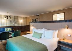 Hotel Eco Boutique Bidasoa - Santiago - Habitació
