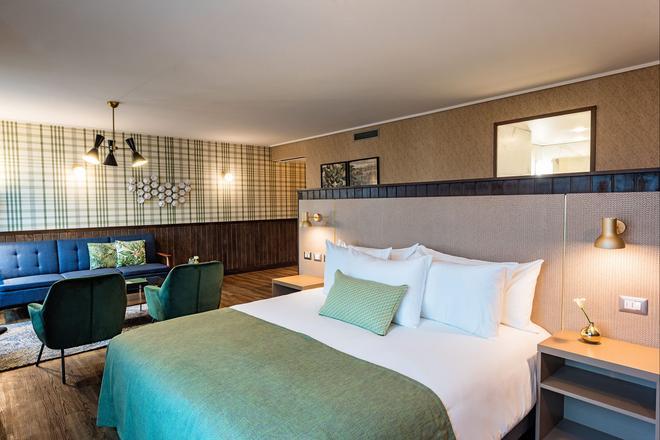 Hotel Eco Boutique Bidasoa - Santiago de Chile - Schlafzimmer