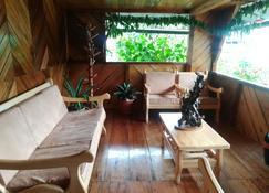 Hostal El Edén de Mindo - Mindo - Sala de estar