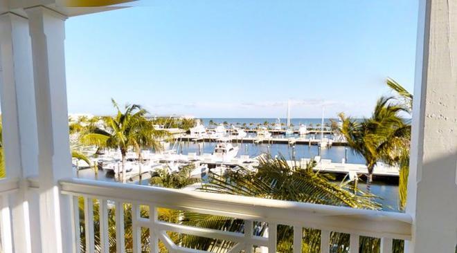 Oceans Edge Key West Resort, Hotel & Marina - Key West - Parveke