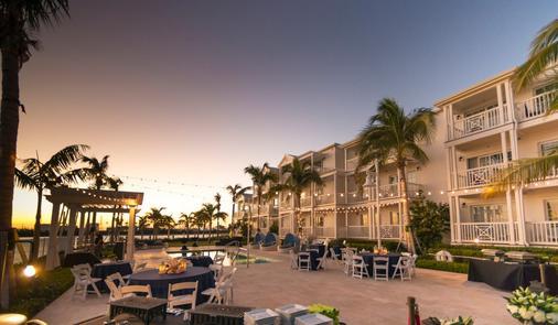 海緣基韋斯特碼頭酒店 - 西嶼 - 基韋斯特 - 宴會廳