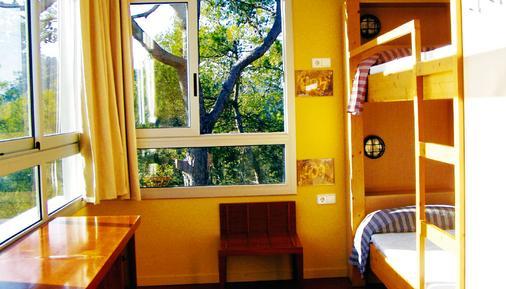 InOut Hostel Barcelona - Barcelona - Slaapkamer
