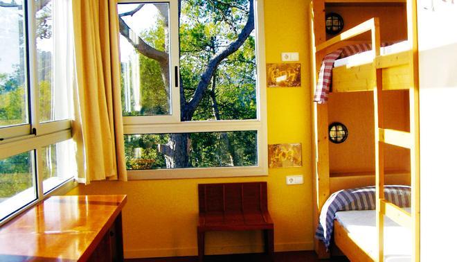 InOut Hostel Barcelona - Barcelona - Soveværelse