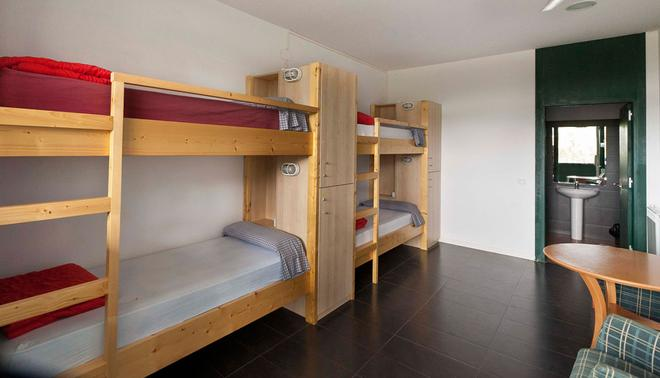 InOut Hostel Barcelona - Barcelona - Schlafzimmer