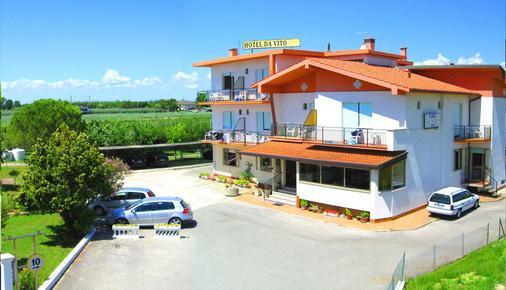 Hotel Garnì Da Vito - Jesolo - Rakennus