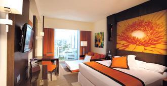 Hotel Riu Plaza Panama - פנמה סיטי - חדר שינה