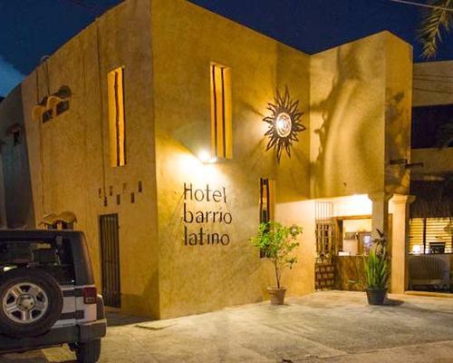 Hotel Barrio Latino - Playa del Carmen - Toà nhà