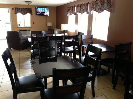 Fairbridge Inn Express - Spokane - Buffet