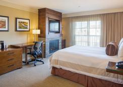 Hotel Abrego - Monterey - Camera da letto