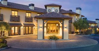 Hotel Abrego - Monterey - Toà nhà