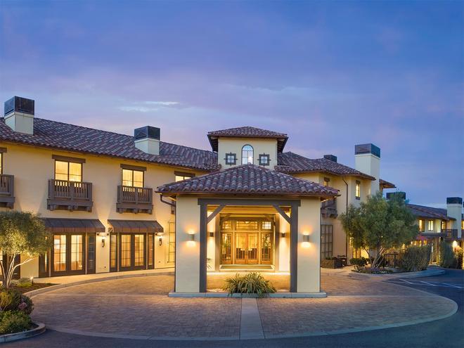 Hotel Abrego - Monterey - Edificio