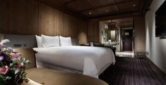 Hotel Abete - סן ג'ובאני רוטונדו - חדר שינה