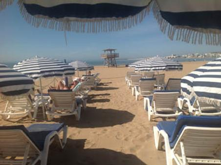Atlantic Hotel Agadir - Agadir - Ranta