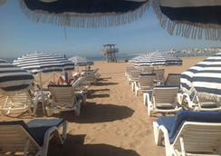 大西洋酒店 - 阿加迪爾 - 阿加迪爾 - 海灘