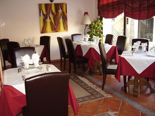 Atlantic Hotel Agadir - Agadir - Εστιατόριο