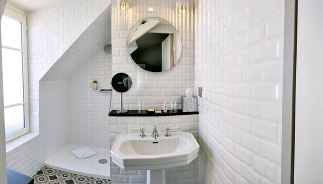 Best Western Plus Hotel Litteraire Marcel Ayme - Paris - Phòng tắm