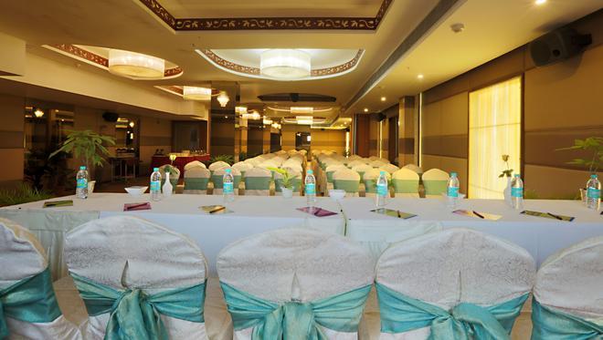 Mayflower Hotel - Guwahati - Meeting room