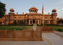 The Lallgarh Palace - A Heritage Hotel - Bikaner - Gebäude