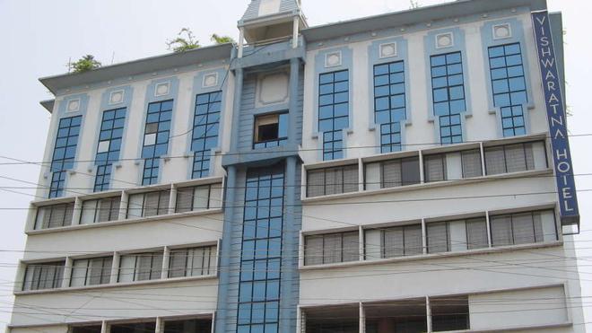Vishwaratna Hotel - Guwahati - Rakennus
