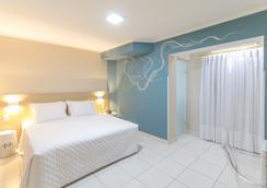 Hotel Copacabana Piracicaba - Piracicaba - Makuuhuone