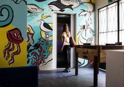 Hostal Providencia - Santiago - Comodidade do hotel