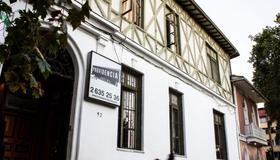 Hostal Providencia - Σαντιάγο - Κτίριο
