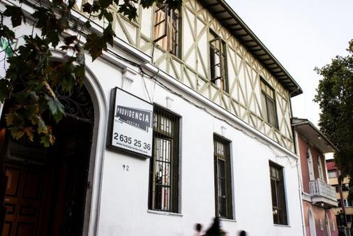 Hostal Providencia - Santiago - Edifício