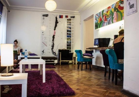 Hostal Providencia - Santiago de Chile - Centro de negocios