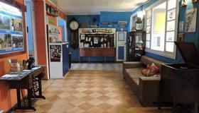 Hostal Providencia - Santiago de Chile - Reception