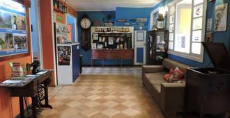 Hostal Providencia - Santiago de Chile - Lobby