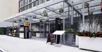 INNSiDE By Melià New York Nomad - New York - Hotel entrance