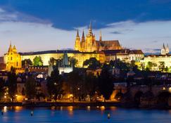 Alqush Downtown Hotel - Prague - Outdoors view