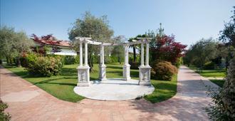 Hotel Villa Maria - Desenzano del Garda - Θέα στην ύπαιθρο