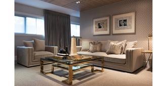 Hotel Van Cleef - Bruges - Sala de estar