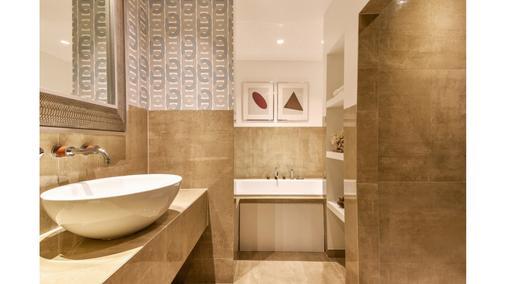 Hotel Van Cleef - Bruges - Bathroom
