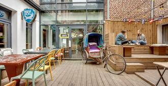 The People Hostel - Lille - Lille - Restaurant